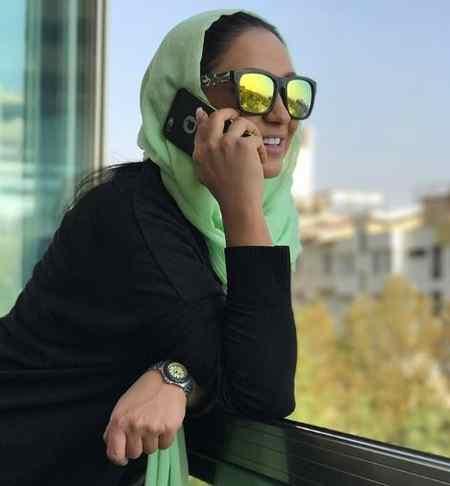 بیوگرافی کیمیا بابائیان بازیگر و همسرش (4)