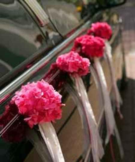 تزیین ماشین عروس ایرانی (1)