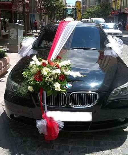 تزیین ماشین عروس ایرانی (10)