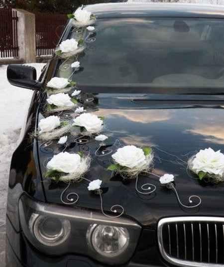 تزیین ماشین عروس ایرانی (14)