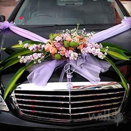 تزیین ماشین عروس ایرانی (4)