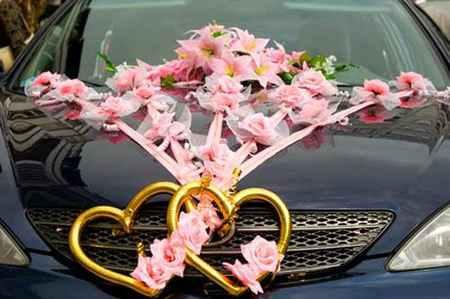 تزیین ماشین عروس ایرانی (5)