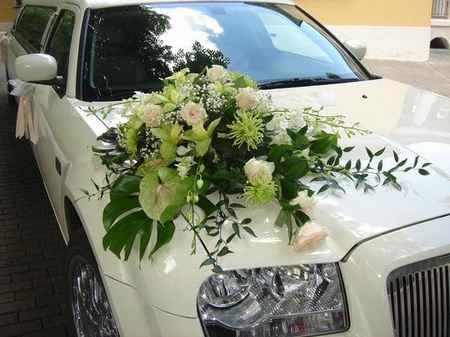 تزیین ماشین عروس ایرانی (8)