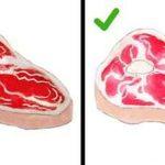 روش تشخیص گوشت سالم و تازه