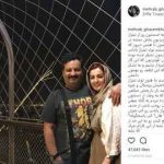 صحبت های مهراب قاسم خانی درباره حذف اسمش در سریال گسل