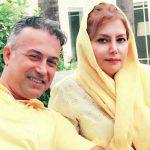 عکس جدید دانیال حکیمی و همسرش