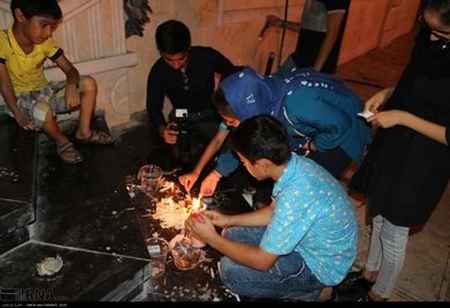 عکس مراسم یادبود دانش آموزان هرمزگانی در بندرعباس (1)