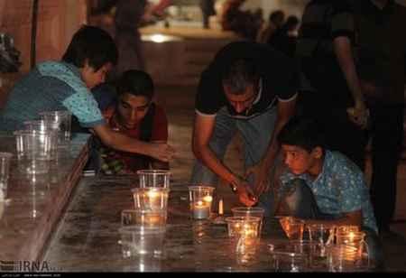 عکس مراسم یادبود دانش آموزان هرمزگانی در بندرعباس (4)