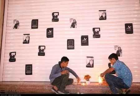 عکس مراسم یادبود دانش آموزان هرمزگانی در بندرعباس (5)