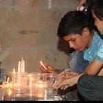 عکس مراسم یادبود دانش آموزان هرمزگانی در بندرعباس