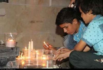 عکس مراسم یادبود دانش آموزان هرمزگانی در بندرعباس (6)