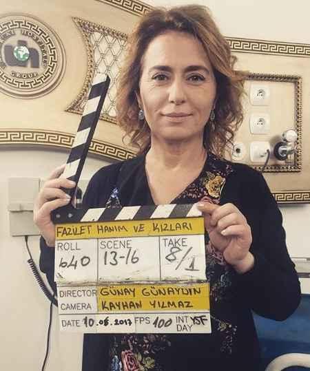 عکس های افتاده همسر عطا در سریال کاخ نشینان امروز (13)