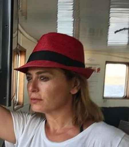 عکس های افتاده همسر عطا در سریال کاخ نشینان امروز (7)