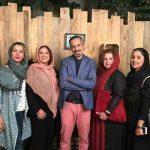 عکس های بازیگران زن معروف ایرانی در کافه جواد رضویان