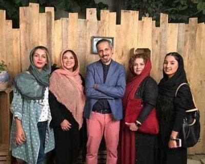 عکس های بازیگران زن معروف ایرانی در کافه جواد رضویان (2)