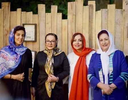 عکس های بازیگران زن معروف ایرانی در کافه جواد رضویان 3 عکس های بازیگران زن معروف ایرانی در کافه جواد رضویان