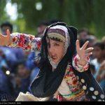 عکس های تئاتر خیابانی در مریوان