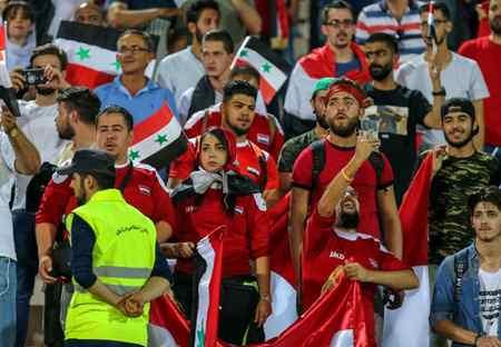 عکس های دختران بی حجاب سوریه در ورزشگاه آزادی (2)