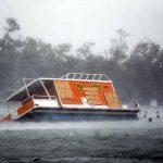 عکس های دلهره آور طوفان ایرما در فلوریدا