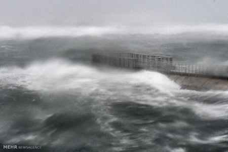 عکس های دلهره آور طوفان ایرما در فلوریدا 3 عکس های دلهره آور طوفان ایرما در فلوریدا