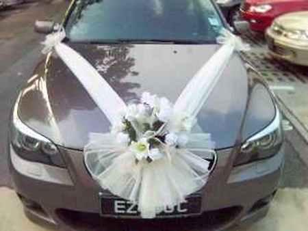 عکس های ماشین عروس جدید 12 عکس های ماشین عروس جدید
