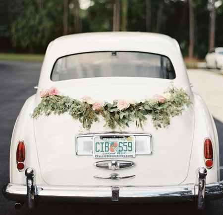 عکس های ماشین عروس جدید (14)