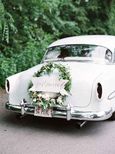 عکس های ماشین عروس جدید 4 عکس های ماشین عروس جدید