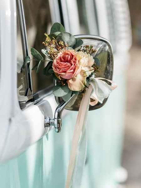 عکس های ماشین عروس جدید (5)