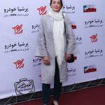 عکس هدیه تهرانی در مراسم اکران فیلم رگ خواب