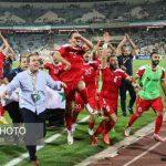 فحاشی و توهین بازیکنان سوریه به ملی پوشان ایرانی