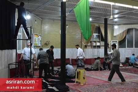 محله های تهران در آستانه فرا رسیدن ماه محرم 96 (10)