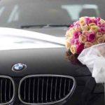 مدل های ماشین عروس ساده 2017
