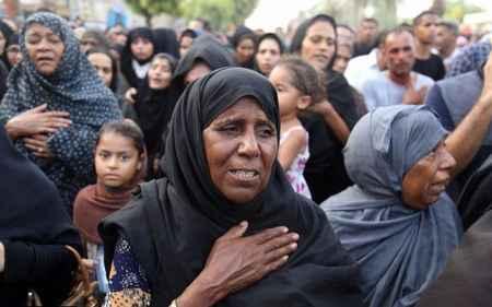مراسم تشییع پیکر دانش آموزان حادثه داراب در بندرعباس (5)