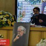 مراسم یادبود دکتر ابراهیم یزدی
