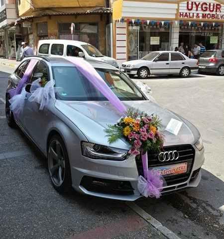 گل ماشین عروس جدید 2017 (13)