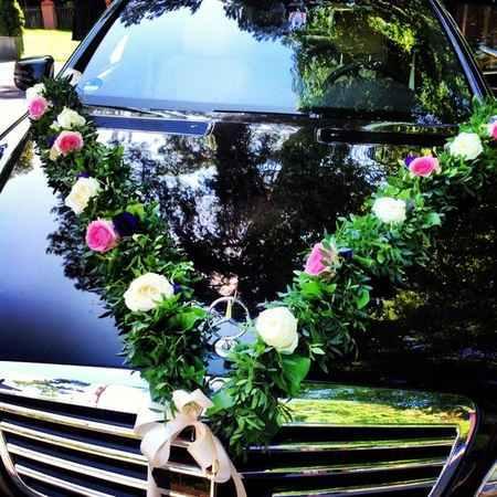 گل ماشین عروس جدید 2017 (7)