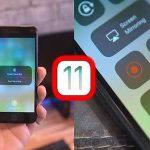 آموزش فیلمبرداری از صفحه نمایش در iOS 11