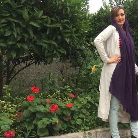 بیوگرافی بهناز پورفلاح بازیگر و همسرش 1 بیوگرافی بهناز پورفلاح بازیگر و همسرش