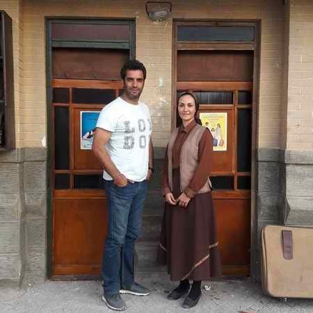 بیوگرافی بهناز پورفلاح بازیگر و همسرش (11)