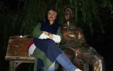 بیوگرافی بهناز پورفلاح بازیگر و همسرش (12)