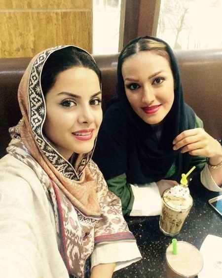 بیوگرافی بهناز پورفلاح بازیگر و همسرش (15)