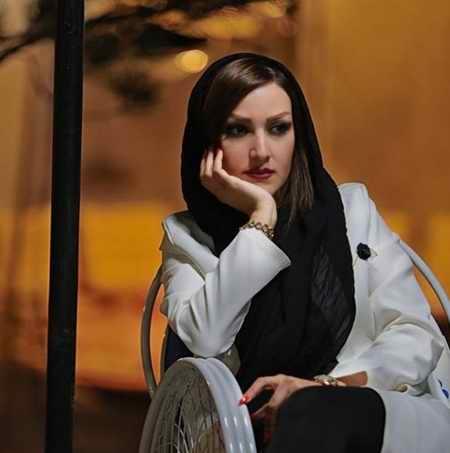 بیوگرافی بهناز پورفلاح بازیگر و همسرش (2)