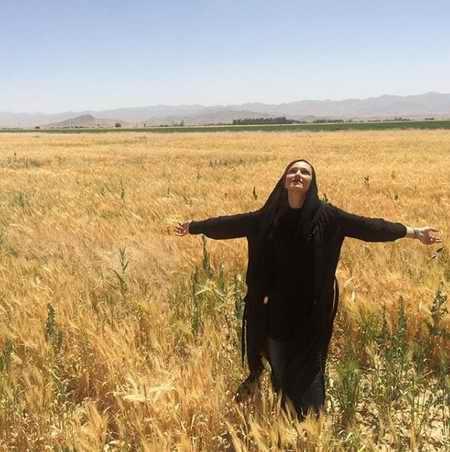 بیوگرافی بهناز پورفلاح بازیگر و همسرش (4)