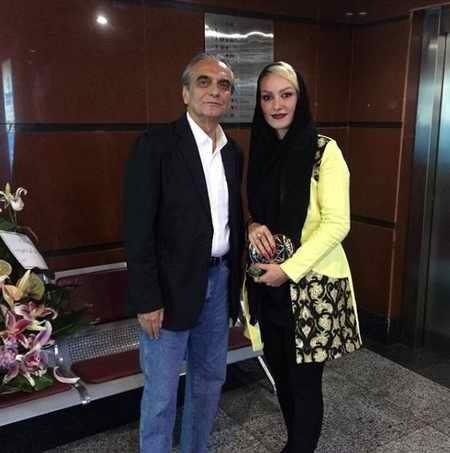 بیوگرافی بهناز پورفلاح بازیگر و همسرش (6)