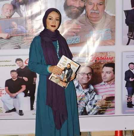 بیوگرافی بهناز پورفلاح بازیگر و همسرش (8)
