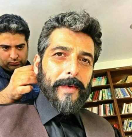 بیوگرافی حمید گودرزی بازیگر و همسرش (1)