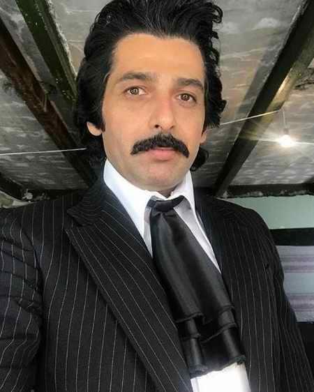 بیوگرافی حمید گودرزی بازیگر و همسرش 11 بیوگرافی حمید گودرزی بازیگر و همسرش