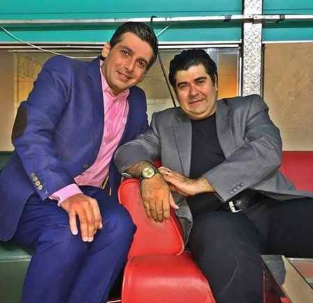بیوگرافی حمید گودرزی بازیگر و همسرش (2)