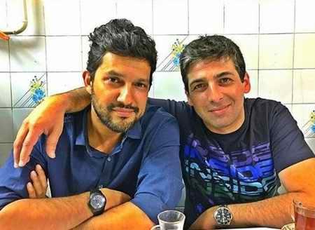 بیوگرافی حمید گودرزی بازیگر و همسرش (7)