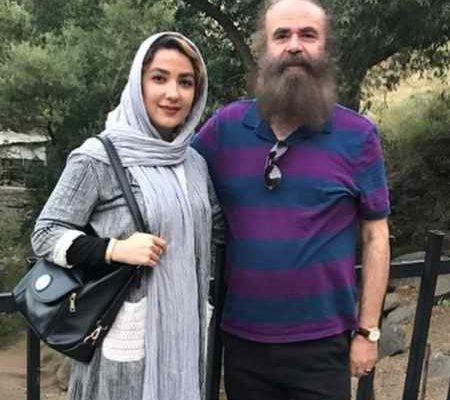 بیوگرافی سارا صوفیانی بازیگر و همسرش (1)